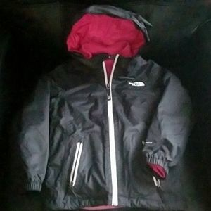 The North Face Hooded 3 in 1 Triclimate Jacket